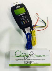 Ocularis - Applicatore per elettrostimolazione oculare